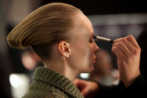 Hair and Beauty: Ralph Rucci FW13