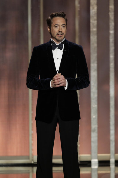 Best Dressed Men: 70th Annual Golden Globes