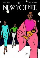 Michelle Obama Cover for New Yorker Magazine