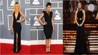Red Carpet Fashion: 2012 Grammys In Black and Gold