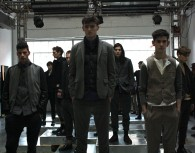 Shades of Grey by Micah Cohen Fall 2012 Collection
