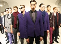 Oumlil Fall 2012 Collection – Menswear