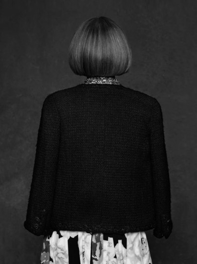 Anna Wintour The Little Black Jacket