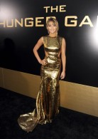 Moment of Swank: Jennifer Lawrence at Hunger Games Premiere