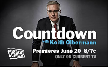 Keith Olbermann Current TV Fired