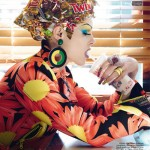 Vogue Italia Spread March 2012