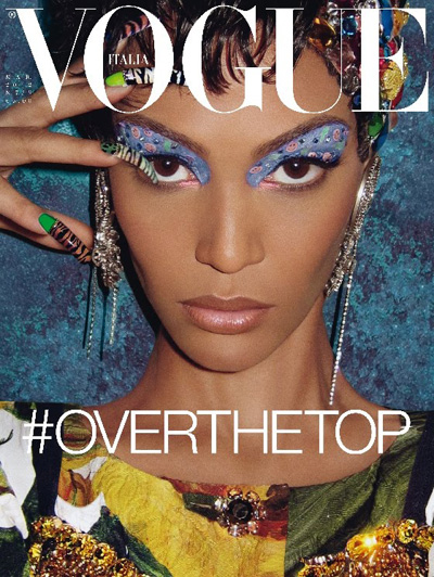 Vogue Italia Joan Smalls