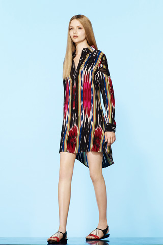Thakoon Resort 2012 Collection Beyonce
