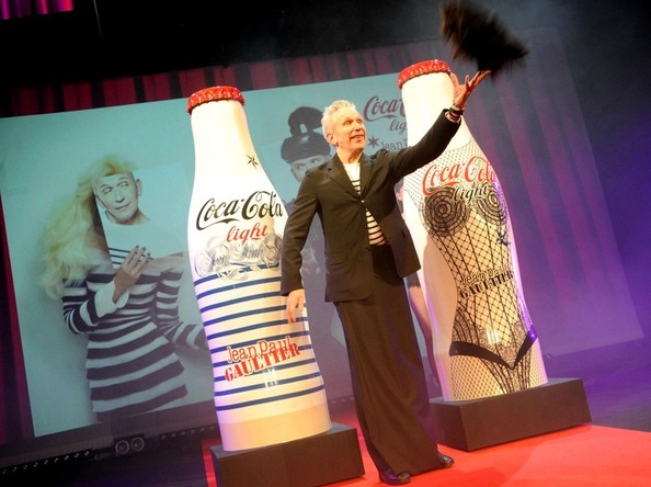 Jean Paul Gaultier Coke Bottle