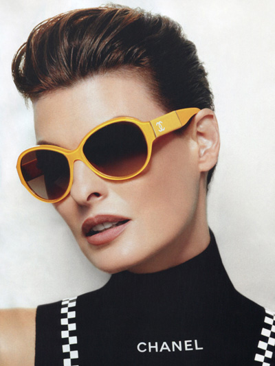 Chanel Sunglasses Spring 2012 Campaign