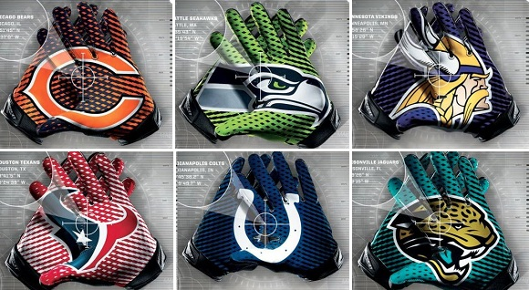Nike NFL Team Gloves