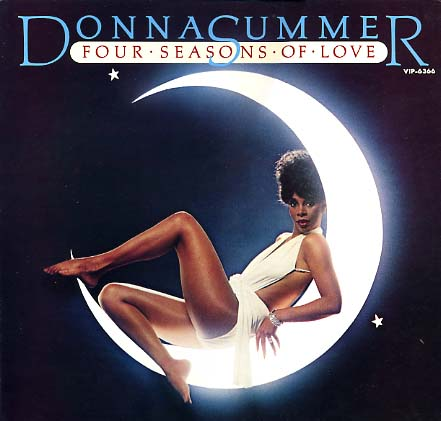 Donna Summer Album Cover Photo