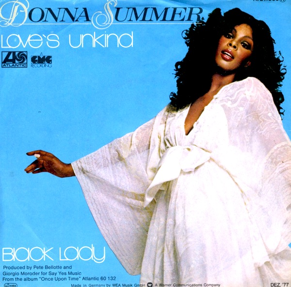 Donna Summer Album Cover Photos