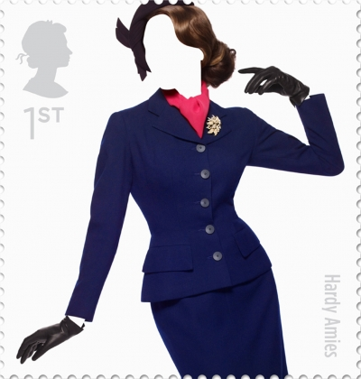 Hardy Aimes Fashion Stamp Royal Mail