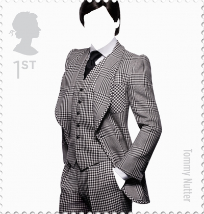 Tommy Nutter Stamp British Fashion
