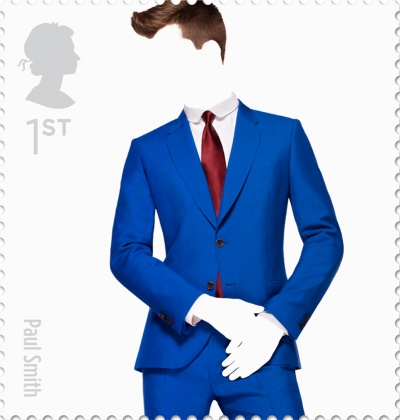 Paul Smith British Fashion Stamp