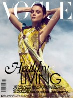 Jessica Stam for Vogue Hellas June 2012