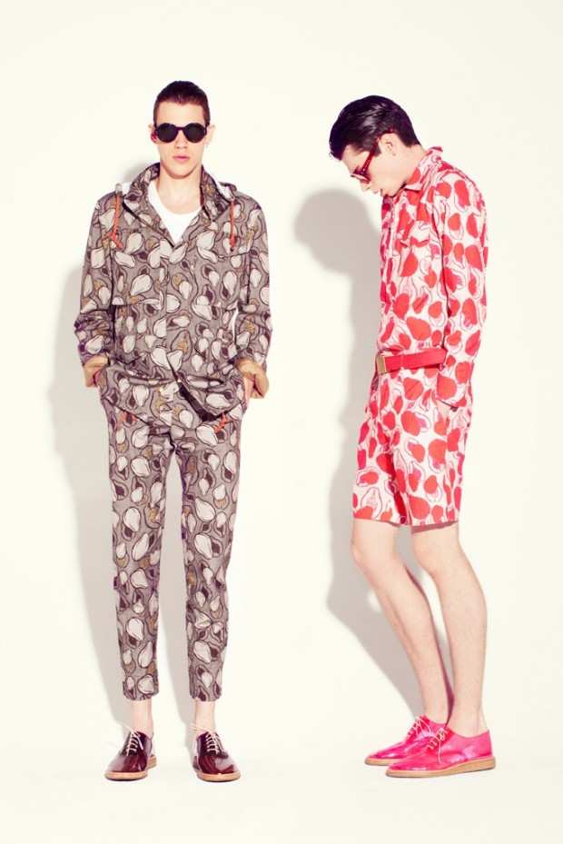 Marc Jacobs Spring Summer 2013 Collection Menswear Fashion