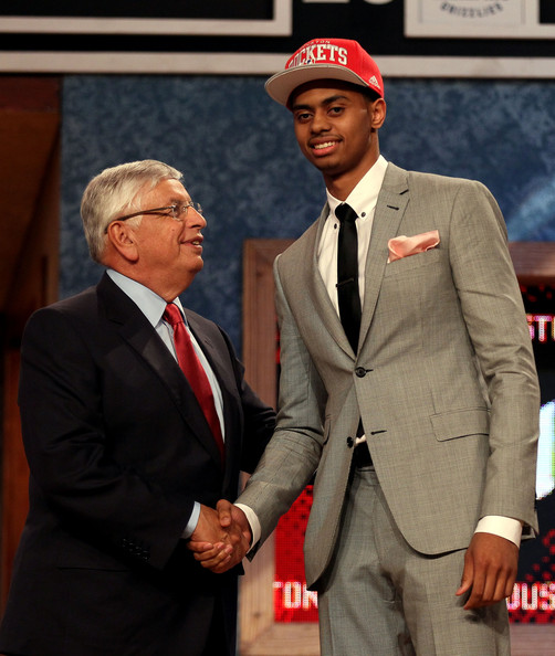 nba draft 2012 jeremy lamb sports fashion photos