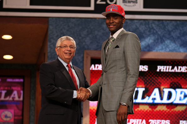 2012 NBA Draft Moe Harkless