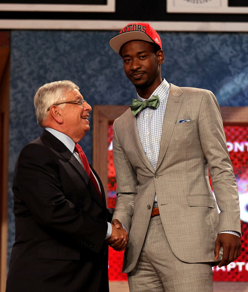 2012 nba draft terrance ross style fashion