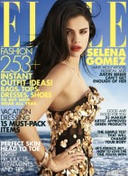 Selena Gomez Covers Elle Magazine