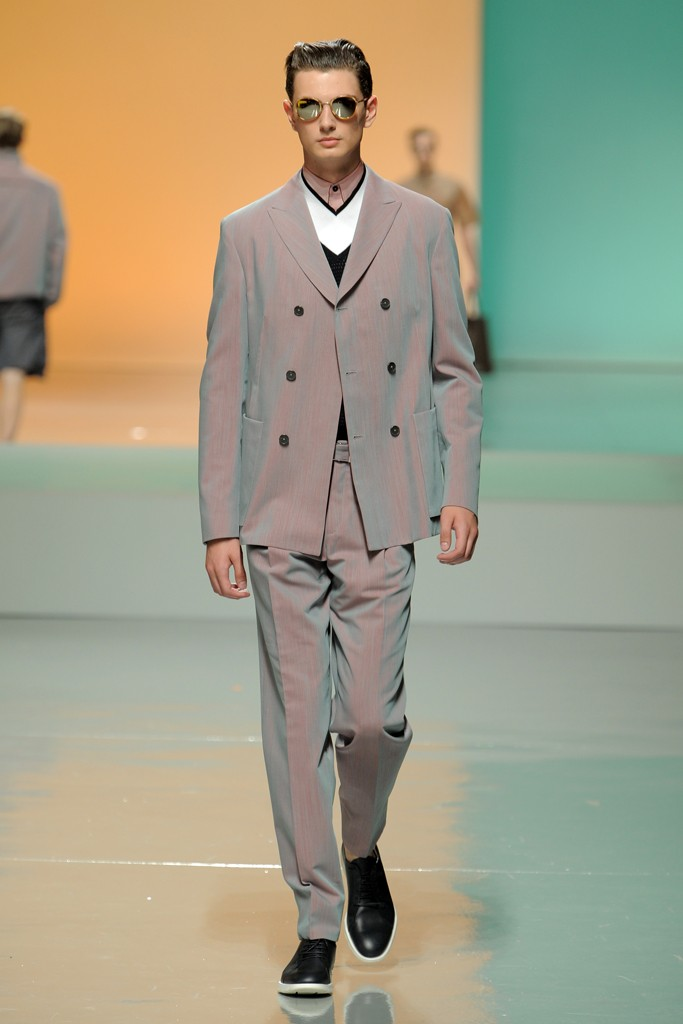 Z Zegna Spring 2013 SS13 Menswear Fashion