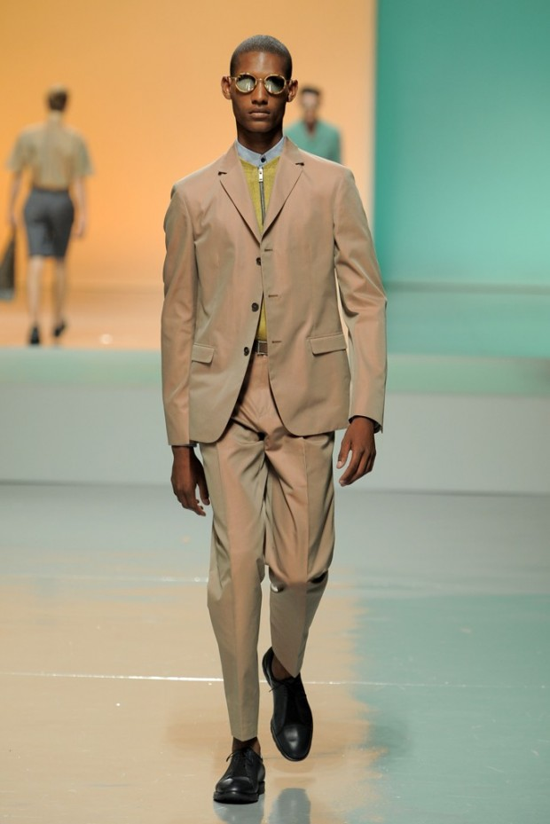 Z Zegna Spring Summer 2013 fashion menswear milan