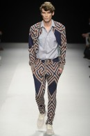 Spring 2013 Menswear Trends from Milan