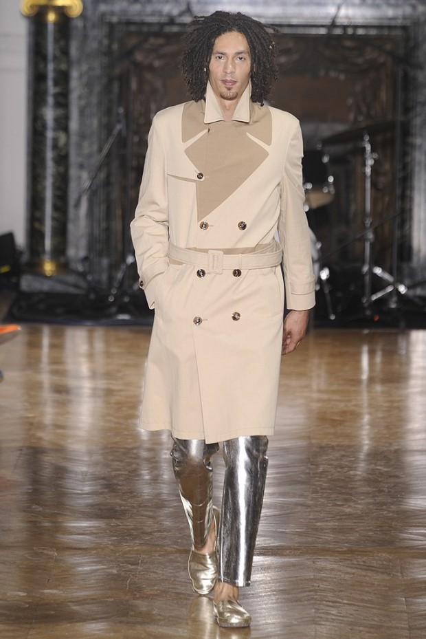 Maison Martin Margiela Spring Summer 2013 Coat Jacket Fashion