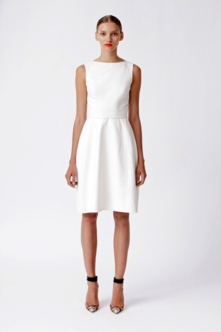 Monique Lhuillier Resort 2013 fashion
