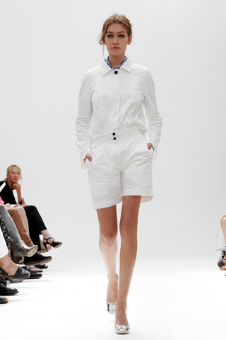 Organic by John Patrick Resort 2013 fashion