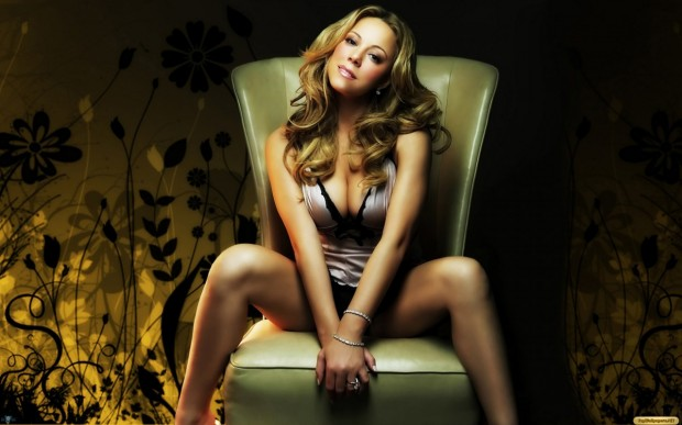 mariah carey fashion photo chair american idol