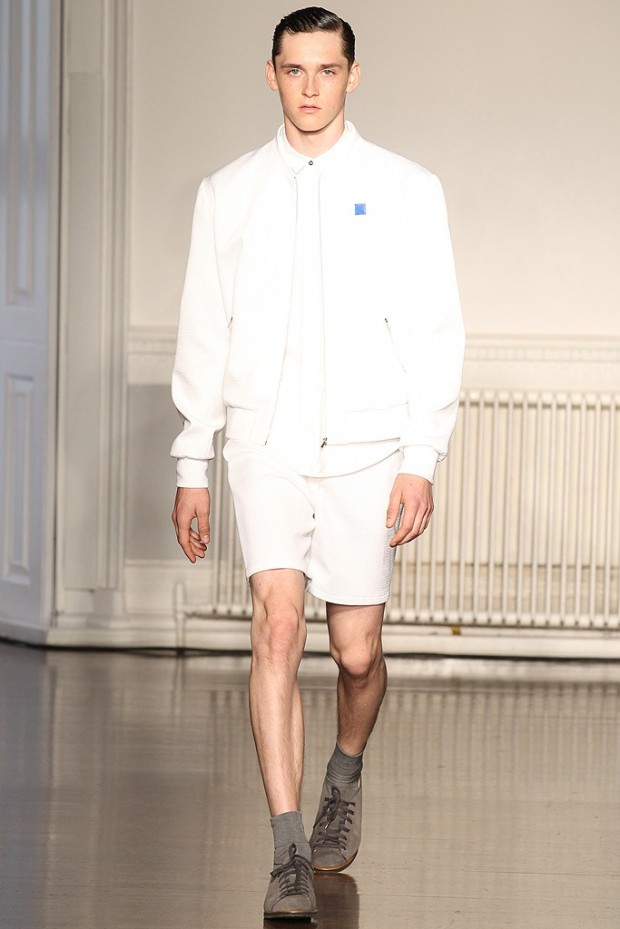 Richard Nicoll Spring 2013 London Mens Fashion