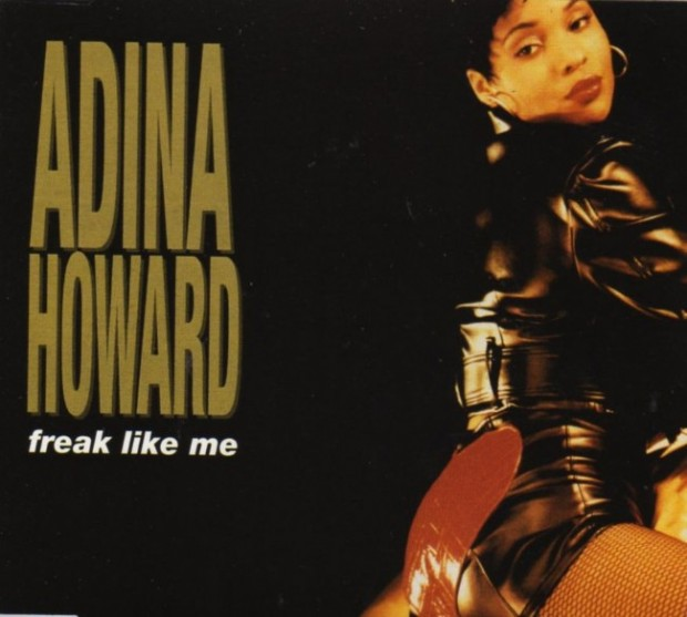 Adina Howard Freak Like Me Album Cover R&B Divas