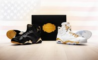 Jordan Brand Golden Moments Pack