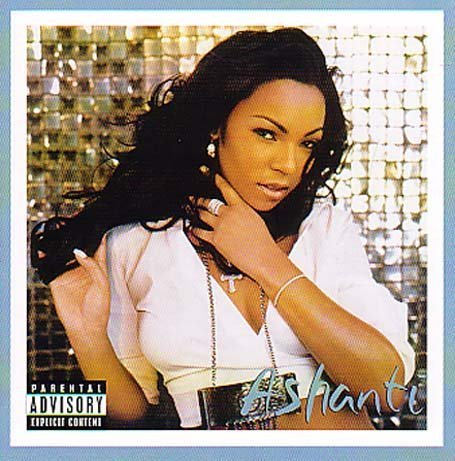 Ashanti Album Cover Music R&B Divas