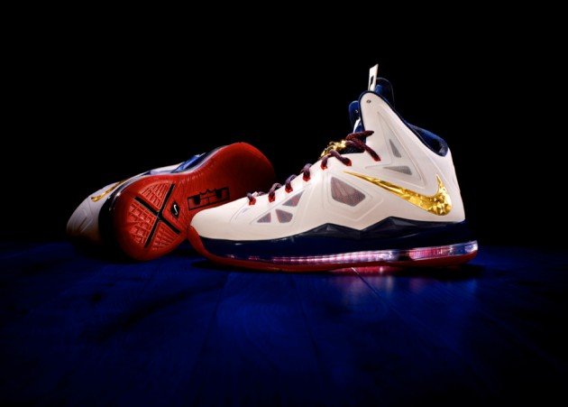 Nike LeBron X Sneaker LeBron James Sneakers Shoes