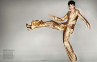Midas Touch by Nick Knight for Vogue UK September Issue