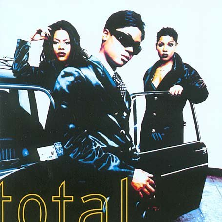Total Can't You See Music Album Cover R&B Divas