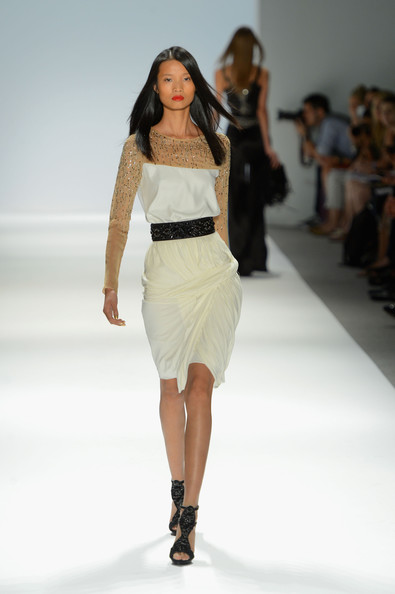Carlos Miele Spring 2013 Collection Runway Fashion
