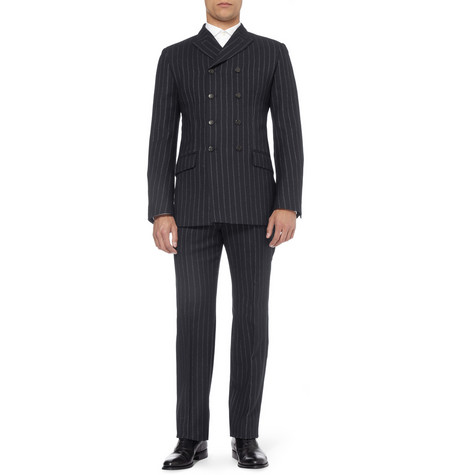 pinstripes, menswear, fashion, style, mr porter