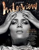 Halle Berry for Interview Russia