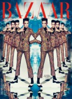 Major Prints on Harper's Bazaar Spain November 2012