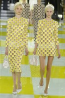 Saving Big Bird through Fashion: Yellow Trends from Spring 2013