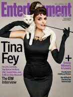Tina Fey Covers Entertainment Weekly Magazine