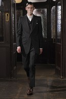 Alexander McQueen Fall 2013 Menswear Collection