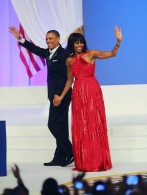 Michelle Obama Fashion: 2013 Inaugural Ball