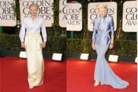 The Hunt for Tilda Swinton: 2013 Golden Globes