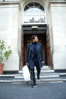 Structured in Navy: My Style LFW Edition